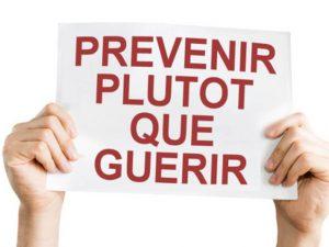 Read more about the article Il vaut mieux prévenir que guérir