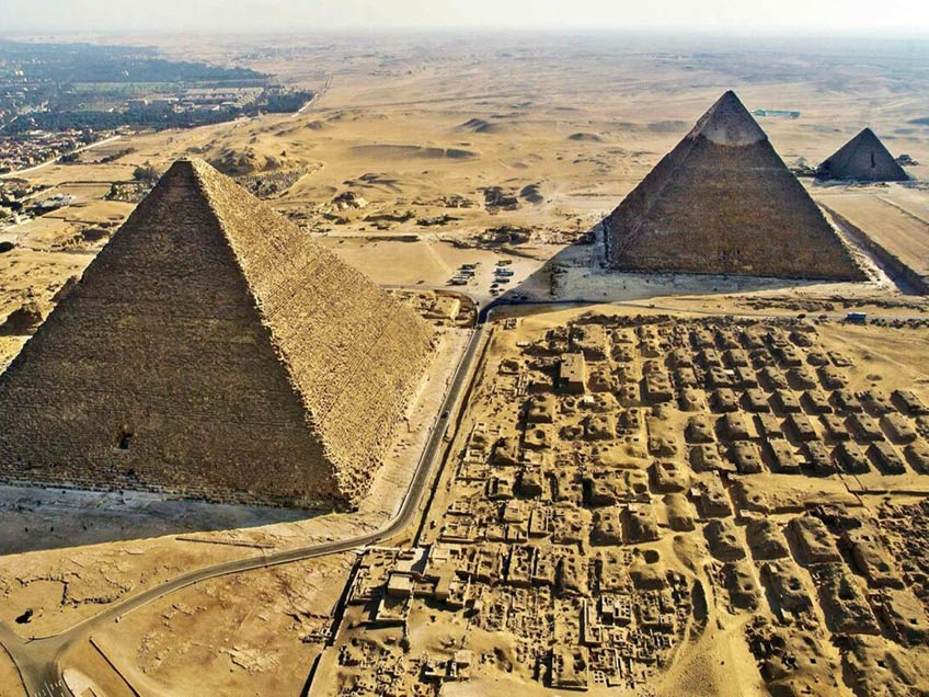 You are currently viewing Les pouvoirs des pyramides