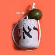 I-pendules hébraïques