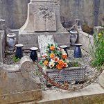 Restauration de  la tombe des parents de Maître Philippe de Lyon.