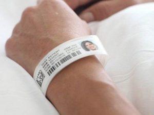 Les bracelets d'identification hospitaliers