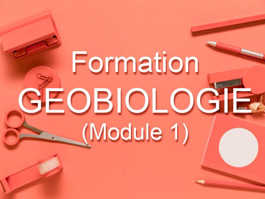 Formation Géobiologie (Module 1)