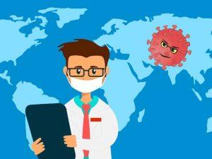 Coronavirus, radiesthésie et territorialité