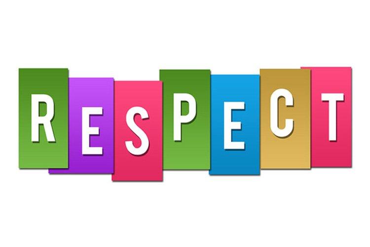 Le respect - un futur meilleur